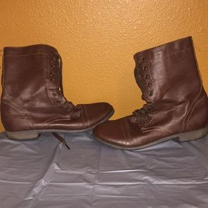 Rampage Shoes - Brown Boots